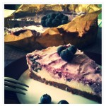 World Baking Day: Blueberry Cheesecake