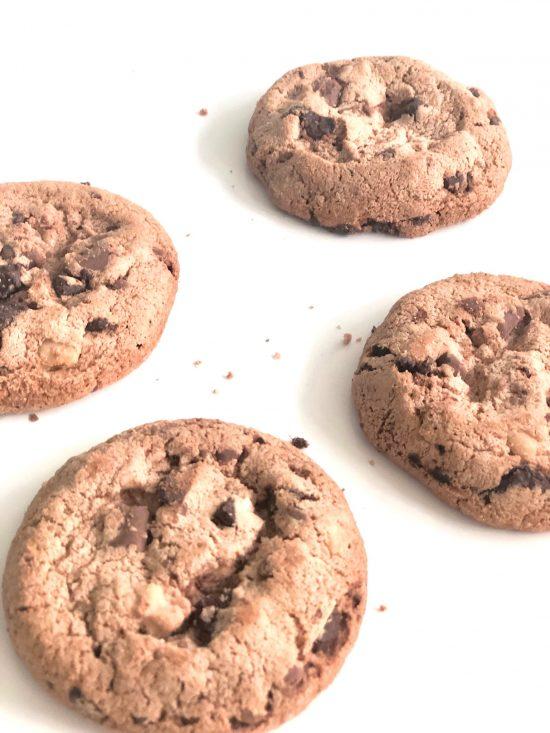 Tripple Chocolate Cookies