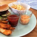 Barbecue – Wir grillen heute Hamburger!