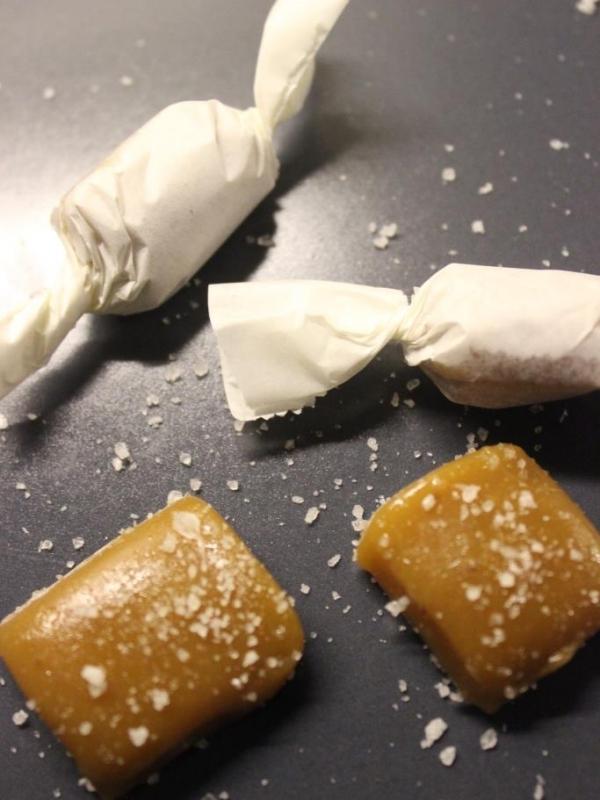Weiche Karamell Bonbons