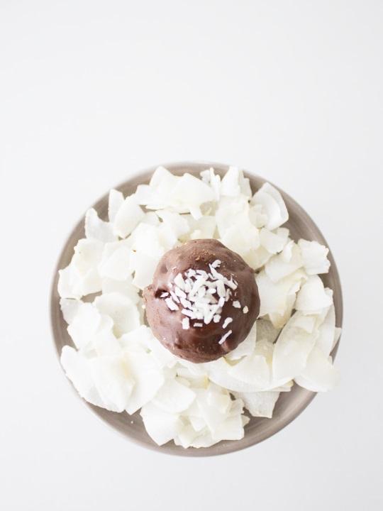 Küchenkränzchen Kokosriegel
