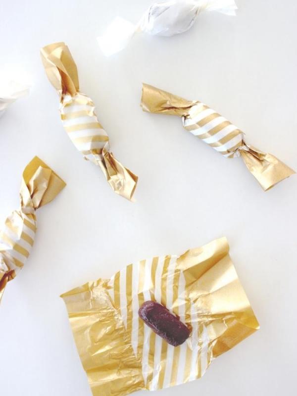Seelentröster: Selbstgemachte Schoko-Karamell-Bonbons oder Tootsie Rolls