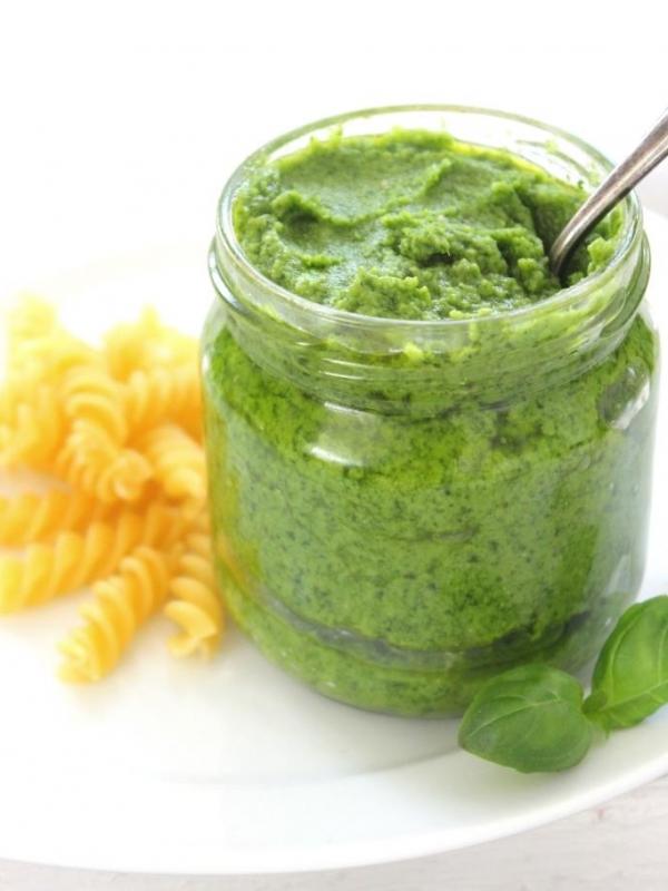 Es grünt so grün – Bärlauch-Pesto