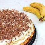 Tortenschlacht mit köstlichstem Banoffee Pie