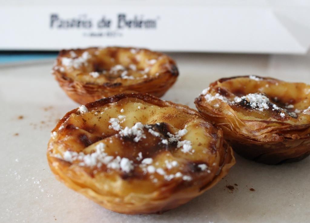 Patèis de Belem in Lissabon