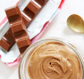 Brunchidee: Kinderschokolade Aufstrich