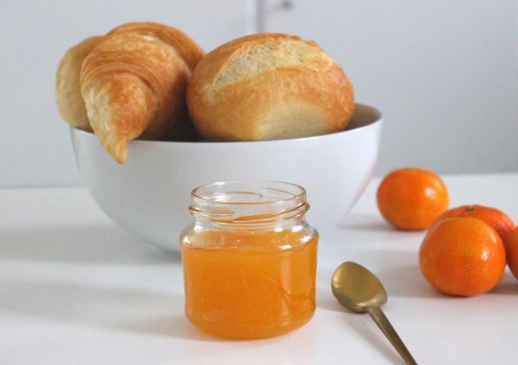 Küchenkränzchen Clementinen Gelee