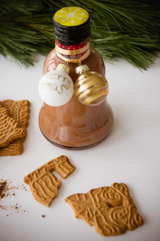 Küchenkränzchen Schokoladen Spekulatius Likör