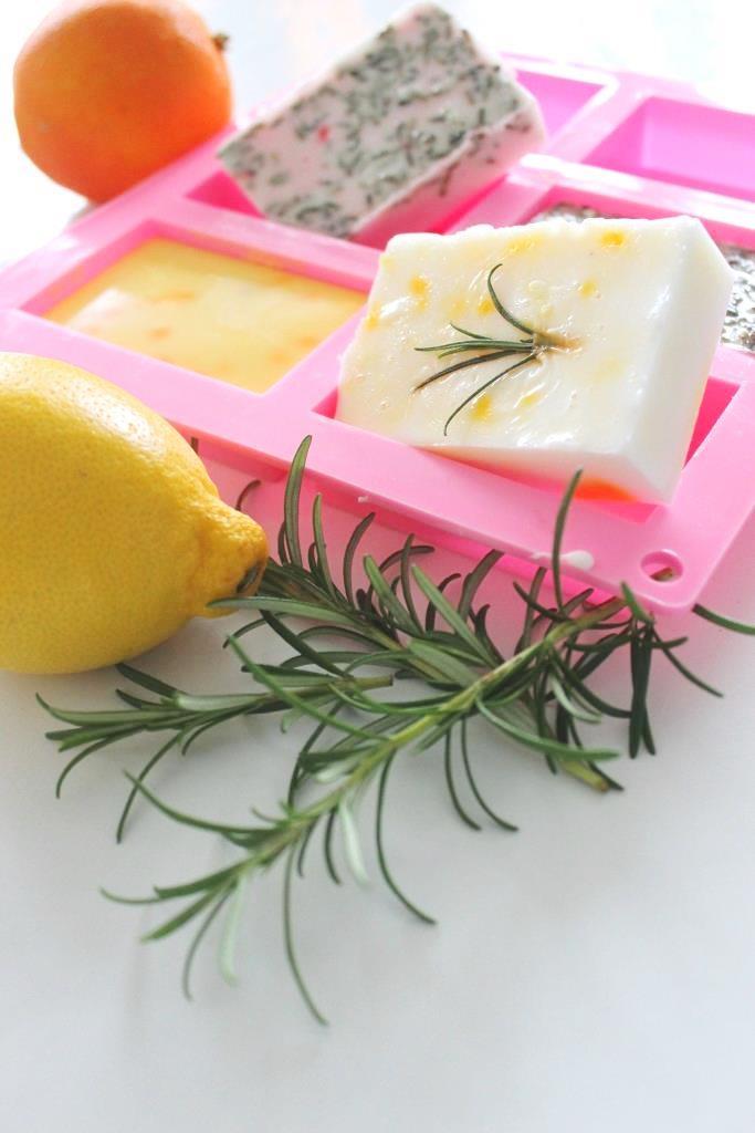 Küchenkränzchen Duft-Seife