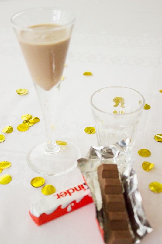 Kuechenkraenzchen Kinder Schokolade Likör