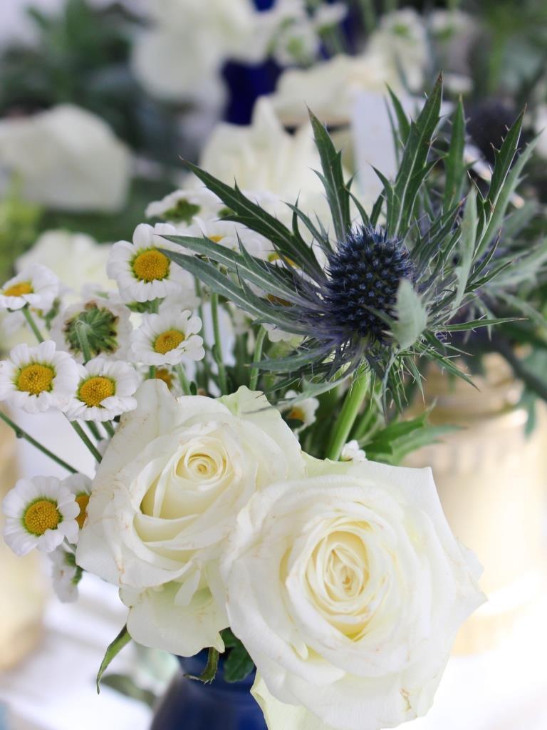 Winter Brautstrauss I Weiss Und Greenery Inspirationen