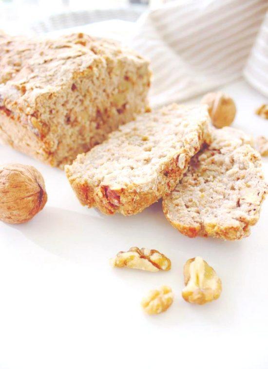 Kuechenkraenzchen Walnuss Brot