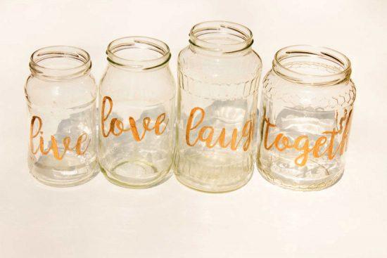 Handlettering Vasen