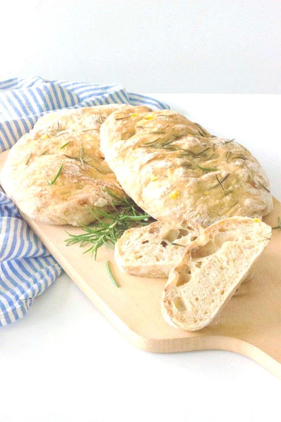 Rosmarin-Kartoffelfladen