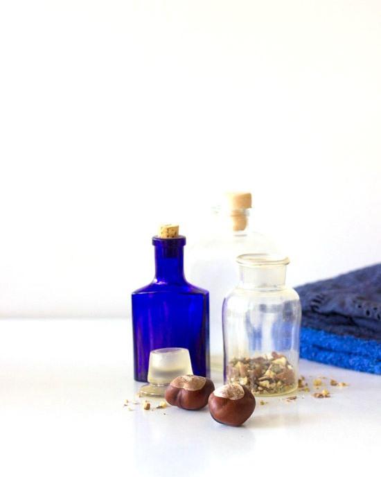 Waschmittel aus Kastanien