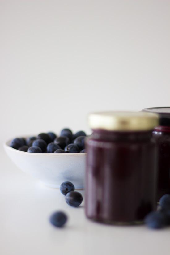 Schlehen Marmelade