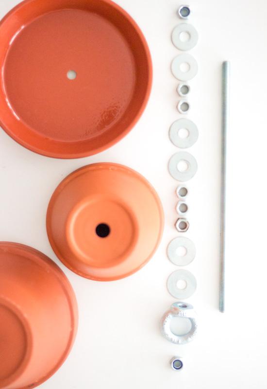 Teelicht Ofen I Blumentopfheizung