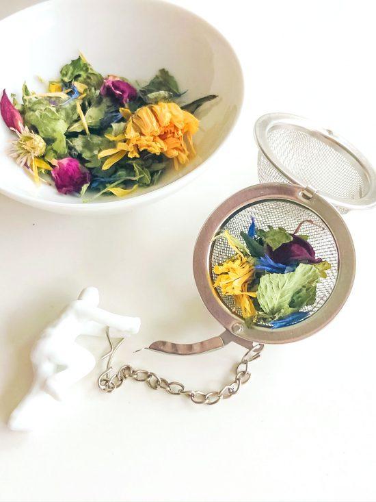 Kräuter Tee