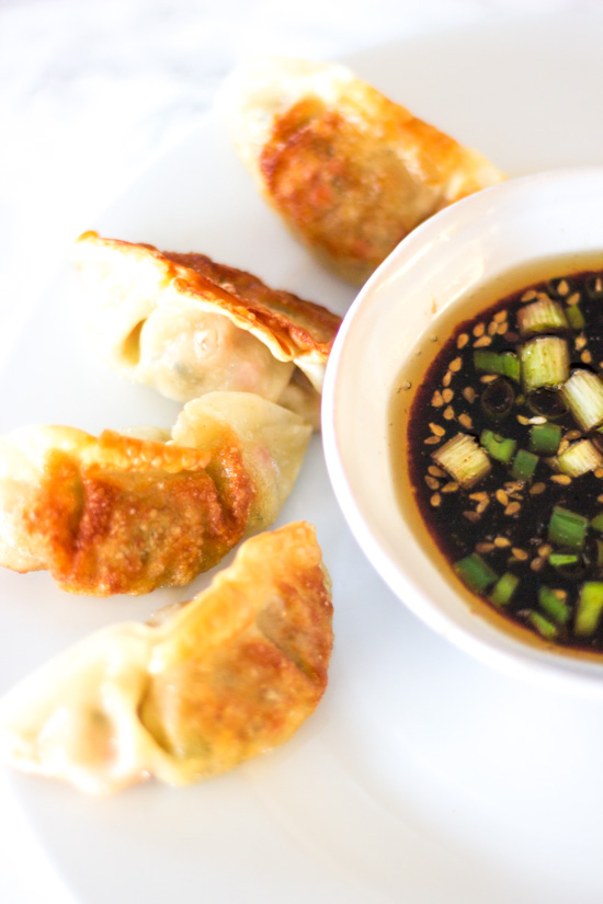 Gyoza I Dumplings